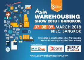 Asia Warehouse 2018
