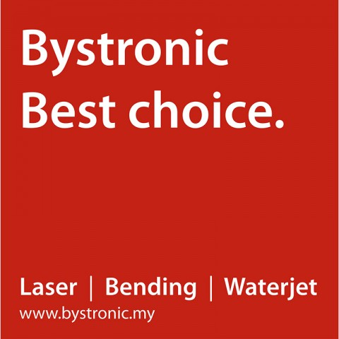 Bystonic Ad for MEGATECH 2017 Newsletter