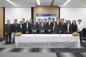 Yusen Contract Signing Ceremony 2